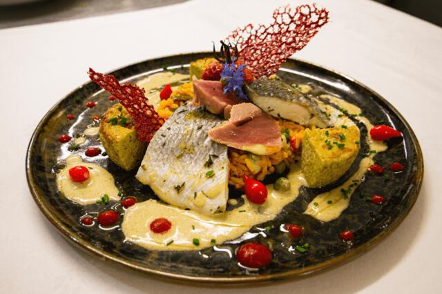 photo de restaurant