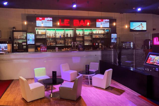 photo de bar