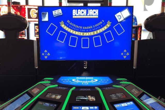 Black-Jack électronique