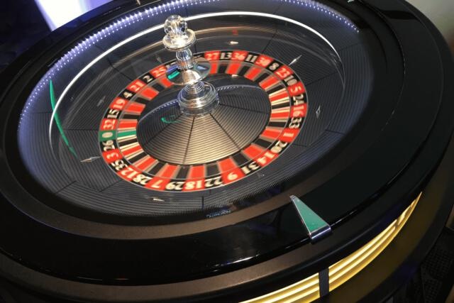 Roulette Anglaise Electronique