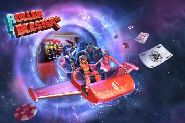 Roller Blaster (Réalité virtuelle)