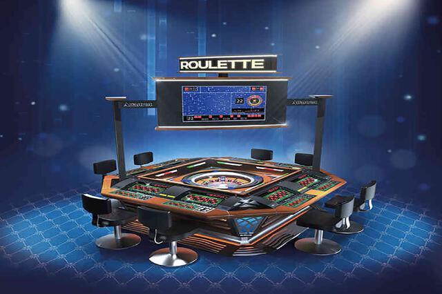 Roulette Anglaise Electronique